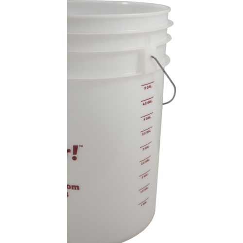 6 Gallon Bucket - Plastic