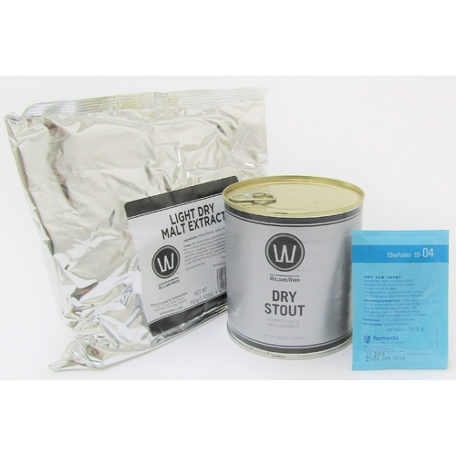 No Boil Recipe Kit - Dry Stout