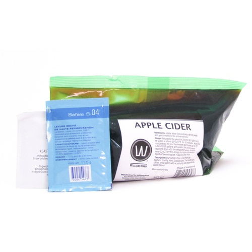 Dry Apple Cider - No Boil Kit
