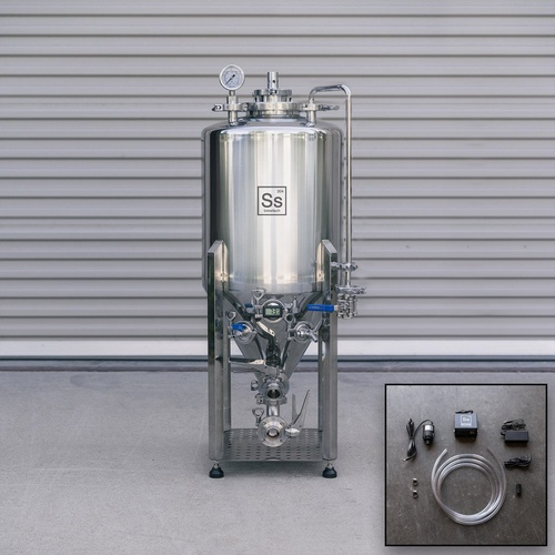 Ss Brewtech Unitank - 14 gal (With Chilling Package)