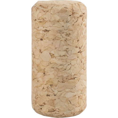 Wine Corks - #8 X 1-3/4 in Agglomerated - Bag of 1000