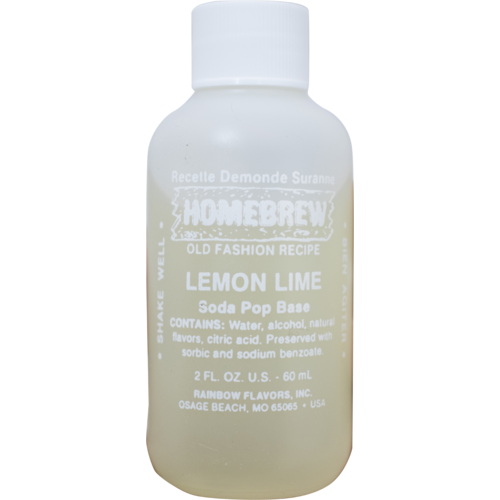 Rainbow Lemon-Lime Soda Extract - 2 fl oz.