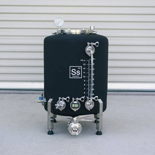 20 gal Ss Brewmaster Edition Brite Tank