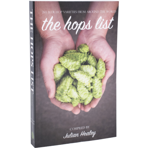 The Hops List (Book)