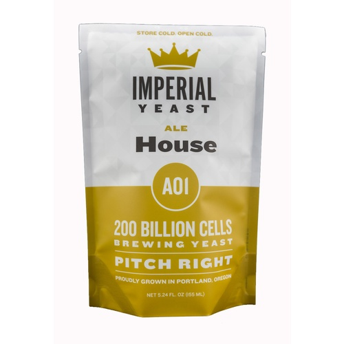 A01 House - Imperial Organic Yeast