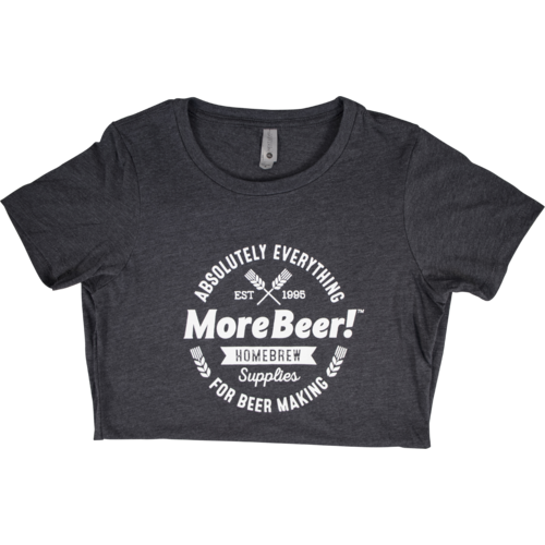 MoreBeer! Absolutely Everything - Charcoal Women's T-Shirt
