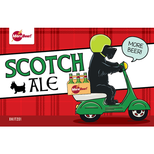 Scotch Ale - All Grain Beer Brewing Kit (5 Gallons)