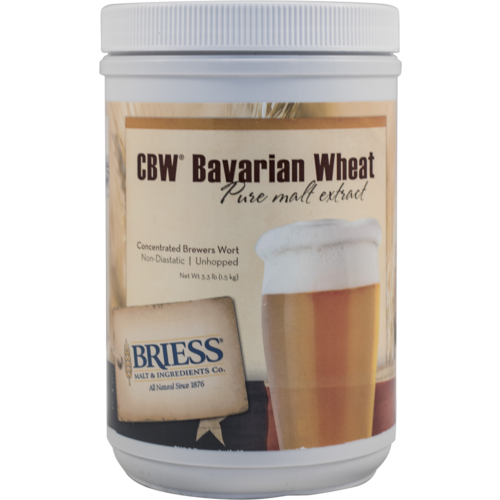 Briess LME - Bavarian Wheat - 3.3 lb Canister