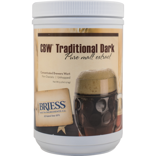 Briess LME - Traditional Dark - 3.3 lb Canister