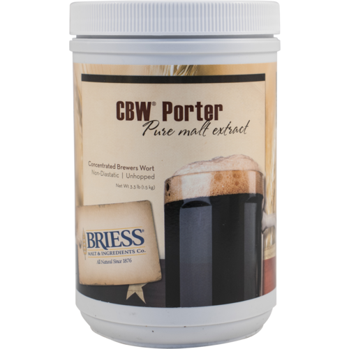 Briess LME - Porter - 3.3 lb Canister