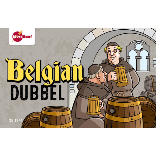 Belgian Dubbel - All Grain Beer Brewing Kit (5 Gallons)