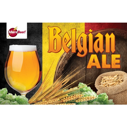 Belgian Ale - Extract Beer Brewing Kit (5 Gallons)