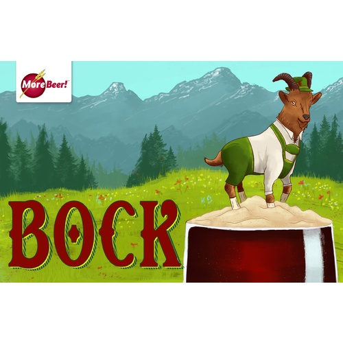 Bock - All Grain Beer Brewing Kit (5 Gallons)