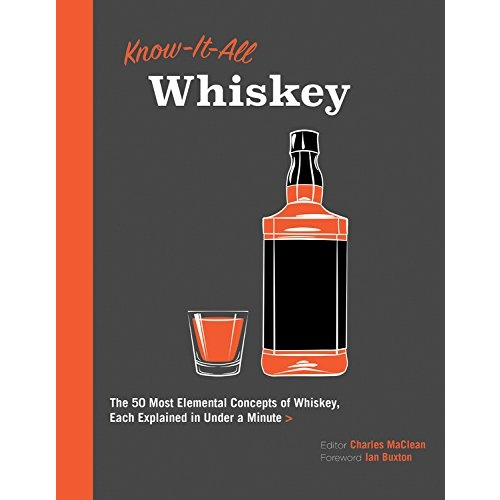 Know-It-All Whiskey (Book)