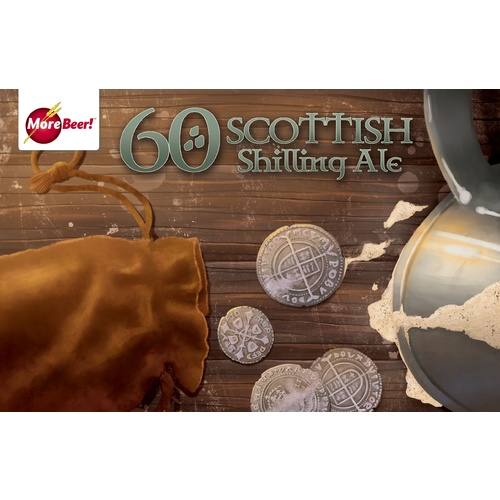 60 Shilling Scottish Ale Recipe - Extract Beer Kit (5 Gallons)