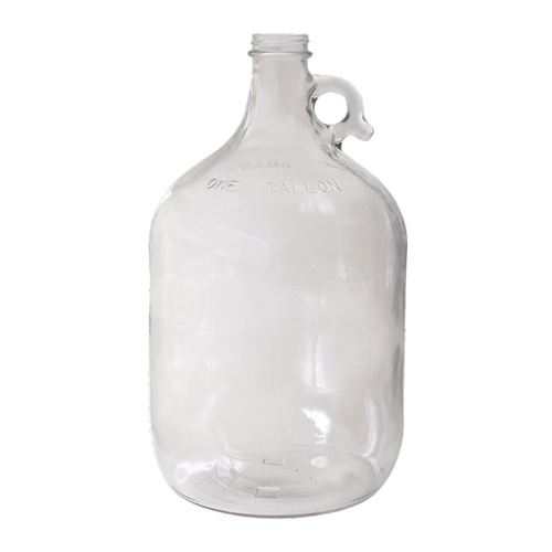 Glass Jar - 1 Gallon Jug (Clear)