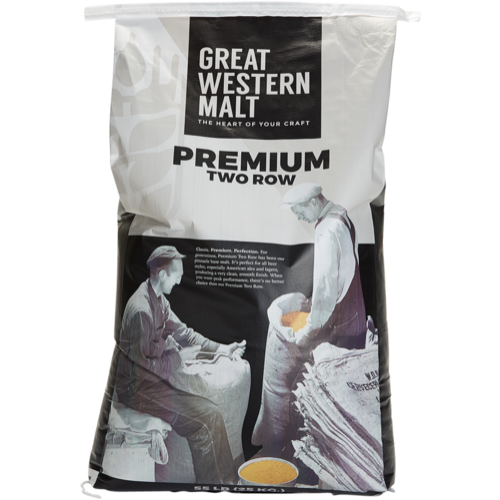 Great Western Domestic 2-Row Malt