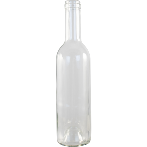 Wine Bottles (Clear) - 375ml - Pallet of 154 Cases