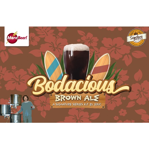 Bodacious Brown Ale by Erik (All Grain Kit)