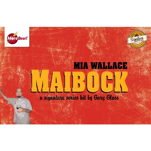 Maibock by Gary Glass (All Grain Kit)