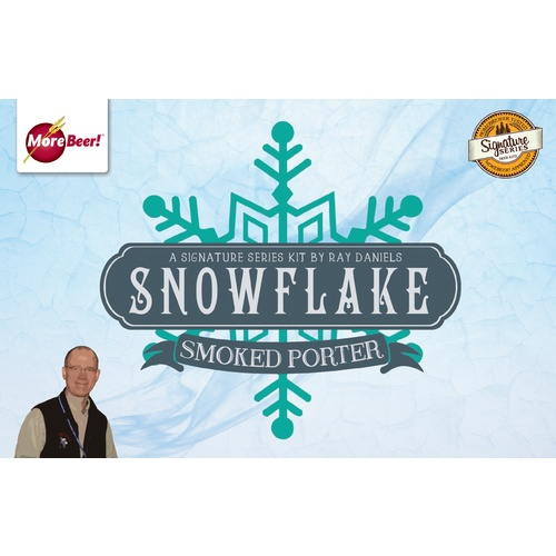 Snowflake Smoked Porter by Ray Daniels (All Grain Kit)