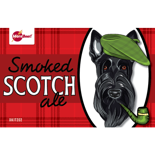 Smoked Scotch Ale - Extract Beer Brewing Kit (5 Gallons)
