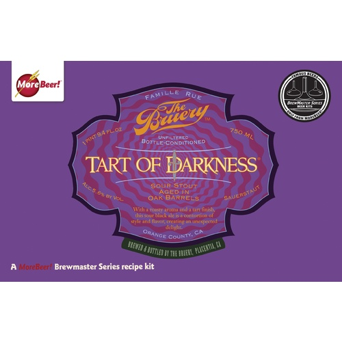 Tart of Darkness® - Extract Beer Brewing Kit (5 Gallons)