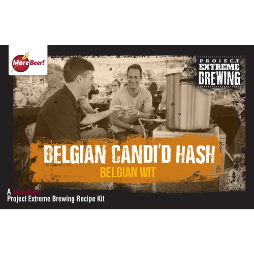 Belgian Candi'd Hash - Extract Beer Brewing Kit (5 Gallons)