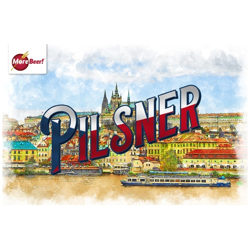 Pilsner - Extract Beer Brewing Kit (5 Gallons)