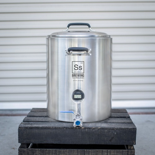 Ss BrewTech InfuSsion Mash Tun - 10 gal.