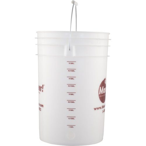 Plastic Bucket - 6 gal. (With Hole)