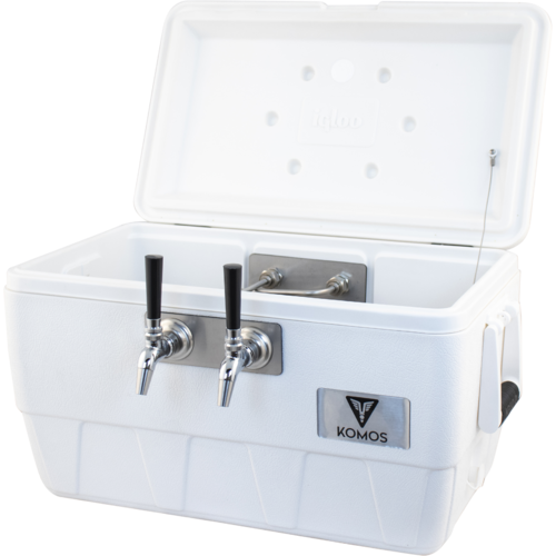 KOMOS™ Marine Ultra Cooler Draft Box (2 Tap)