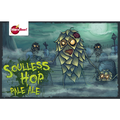 Zombie Dust® Clone - Soulless Hop Pale Ale (Extract)
