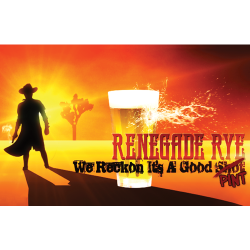 Renegade Rye - Extract Beer Brewing Kit (5 Gallons)
