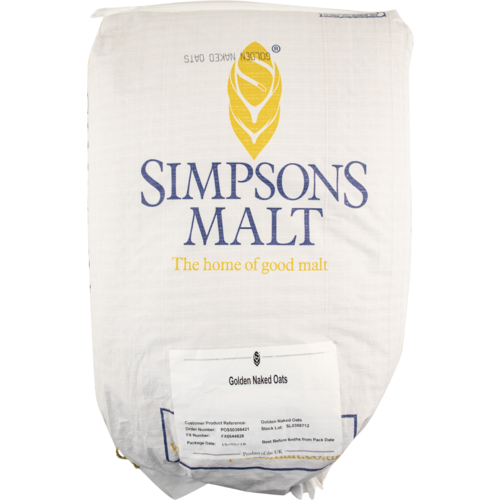 Simpsons Golden Naked Oats Malt