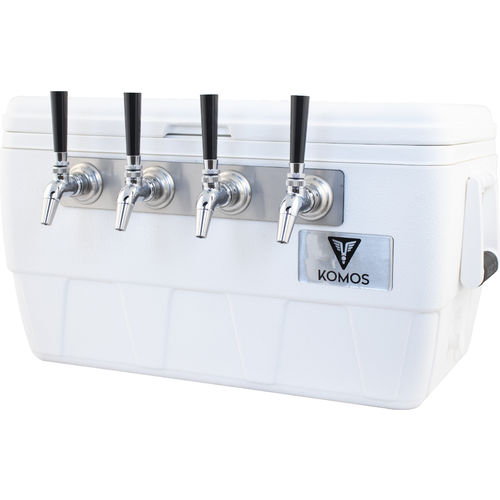 KOMOS® Marine Ultra Cooler Draft Box (4 Tap)