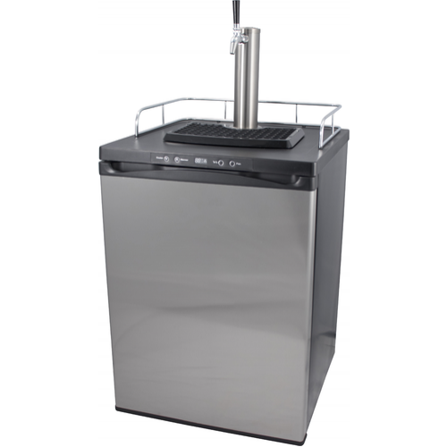 Kegerator With Intertap Faucets