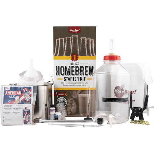 Deluxe Home Brewing Kit