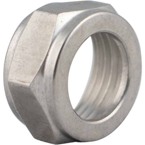 Stainless Tailpiece Hex Nut