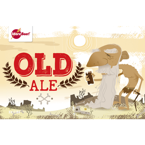 Old Ale - Extract Beer Brewing Kit (5 Gallons)