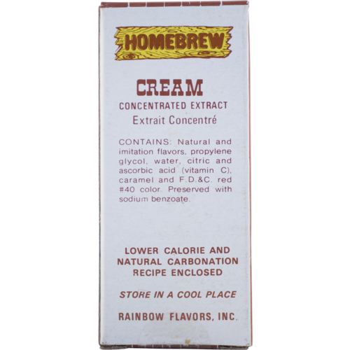 Rainbow Cream Soda Extract