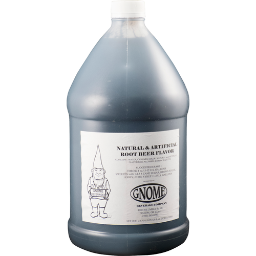 Gnome Root Beer Soda Extract