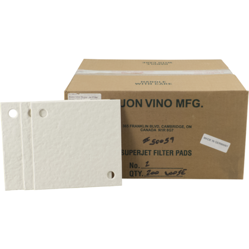 Buon Vino Super Jet Filter Pads - Sterile (Number 3)