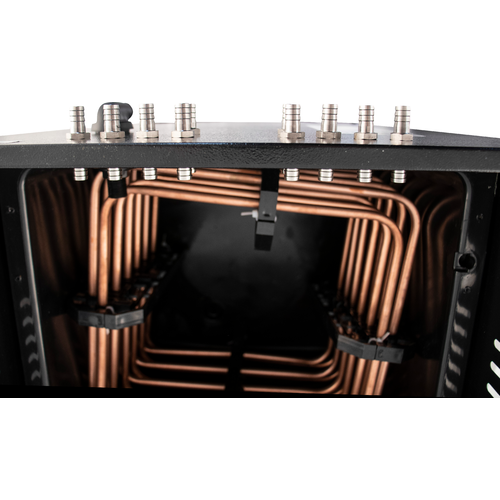BrewBuilt™ IceMaster 100 Glycol Chiller with Stainless Bulkheads