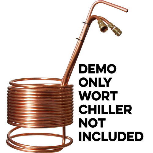Wort Chiller Recirculation Package - 5 gallon