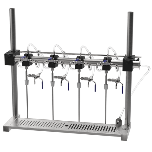 Medusa™ 4 Head Counter Pressure Bottle Filler
