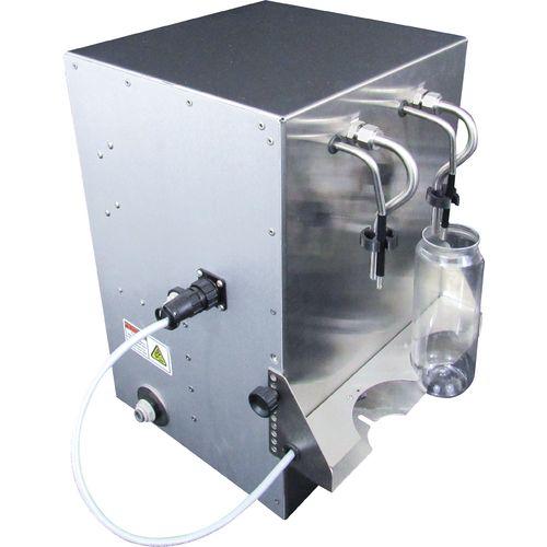XpressFill XF2200 - 2 Spout Open Fill Carbonated Beverage Filler