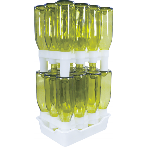 FastRack12 - Bottle Drying Rack & Storage System