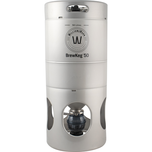 Williams Warn BrewKeg50 - 50 L (13.2 Gallon) Conical Unitank Fermenter