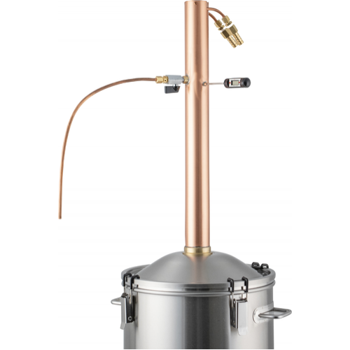 35L DigiBoil Still Kit with Copper Reflux Still Condenser